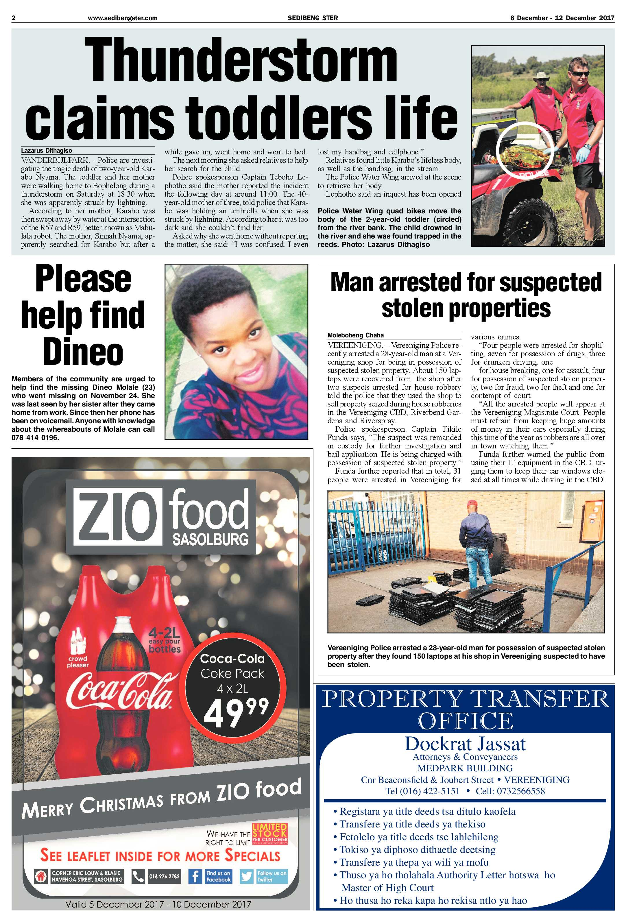sedibeng-ster-6-12-december-2017-epapers-page-2